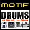 Yamaha Motif Drum beat Akai MPC STUDIO renaissance Roland MV