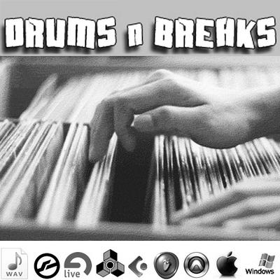 Product picture Hip Hop Vinyl soul drum loops sample breakbeat break breaks