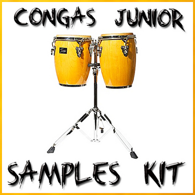 Product picture Congas latin percussion reason kontakt logic sf2 fl studio