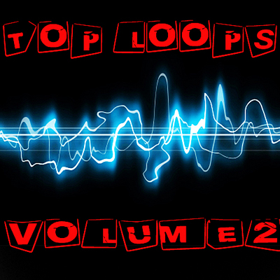 Product picture top loops VOL2 Electro deep house minimal tech disco ableton live 8 9