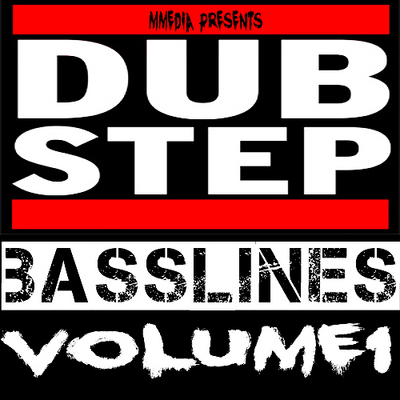 Product picture Dubstep wooble bass v1 bassline apple loops wav ableton live 24 bit