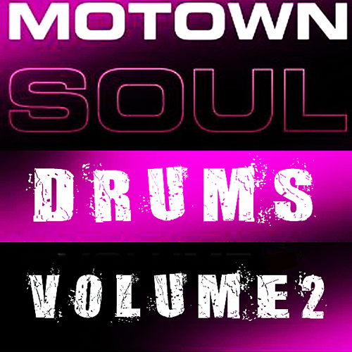 Product picture Motown Acoustic Drums vol2 soul of 70 reason kontakt logic