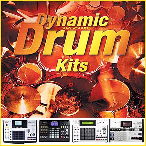 Product picture Acoustic Drums akai mpc studio renaissance roland mv kit