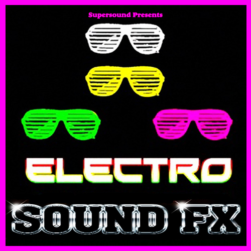 Product picture Electro house dubstep techno trance fxs fxs effect effects