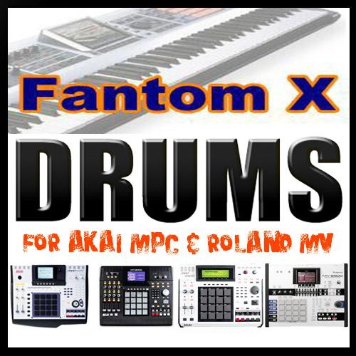 Product picture Roland FantomX Drums Akai MPC STUDIO renaissance Roland MV