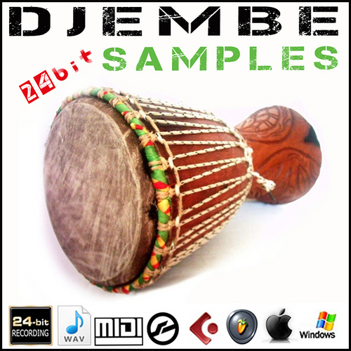 Product picture djembe djembes african drum percussion sample fl studio ableton live wav sounds